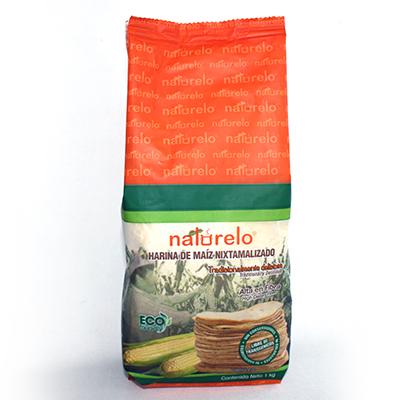 farine de maïs blanc (sans ogm)