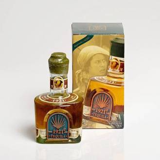 TEQUILA 1921 REPOSADO 40%Vol, 100%Agave en botella con 700ml