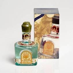 TEQUILA 1921 BLANCO 40%Vol,100%Agave en botella con 700ml