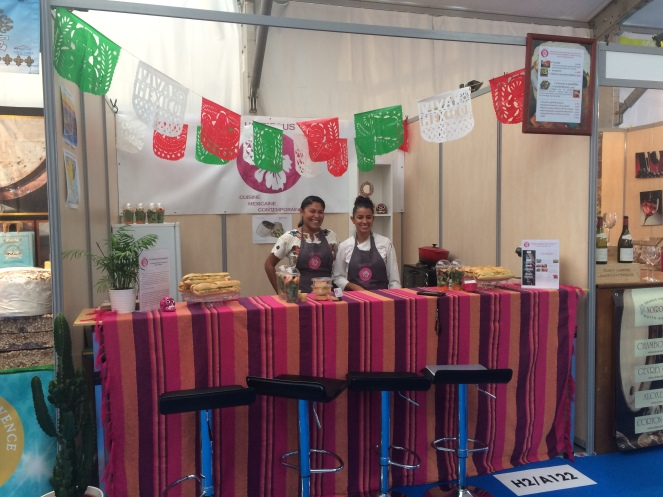 stand L'Hibiscus y sonrisas