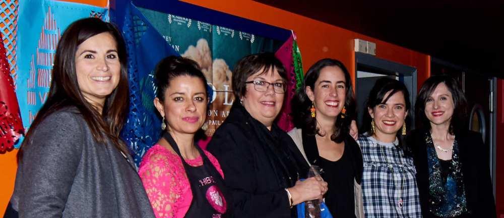 Viva México mujeres